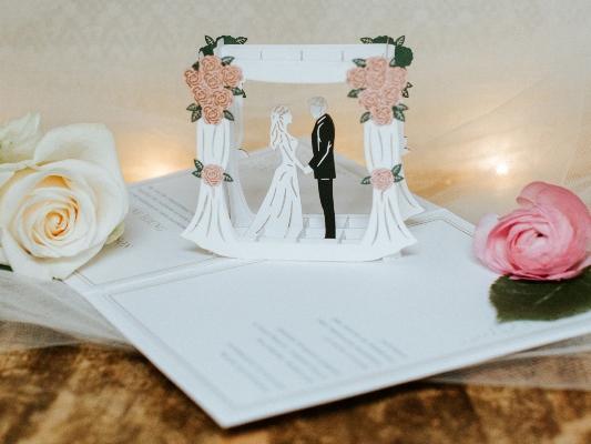 عبارات دعوة زواج