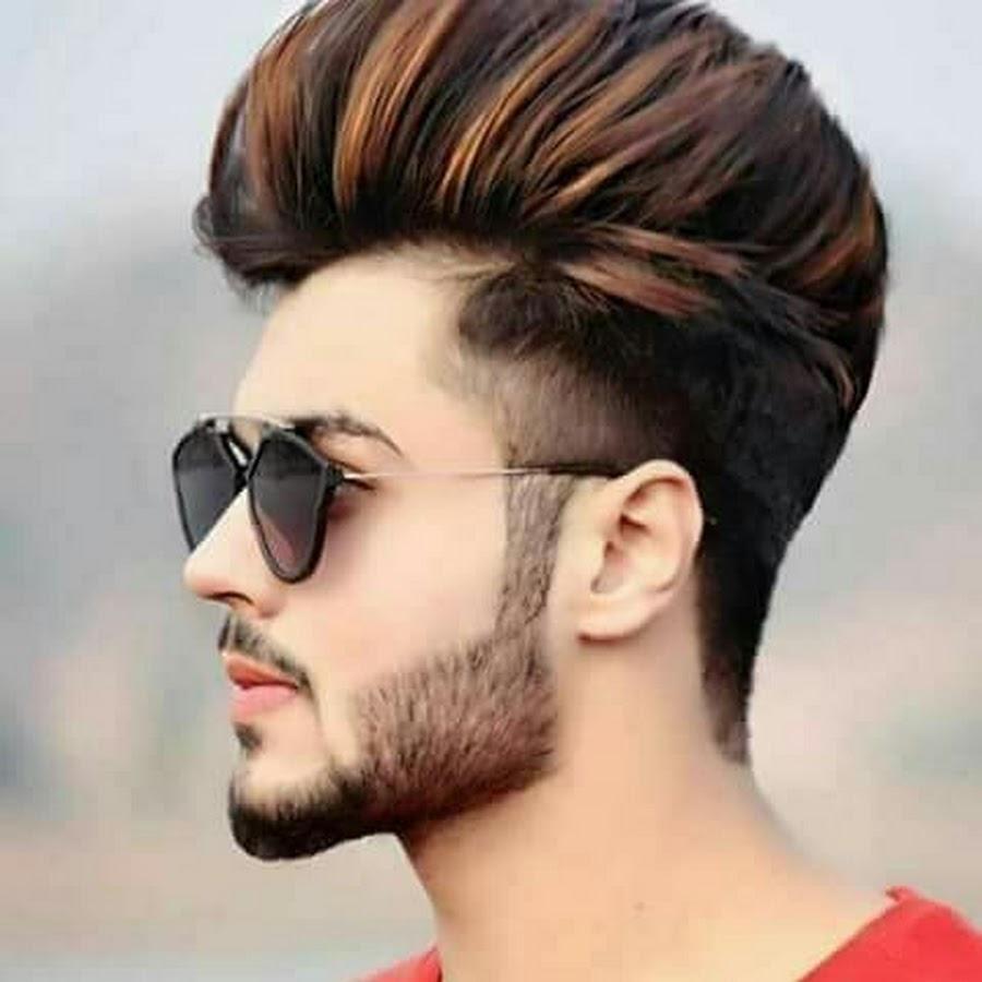 تسريحات شعر راقية للشباب