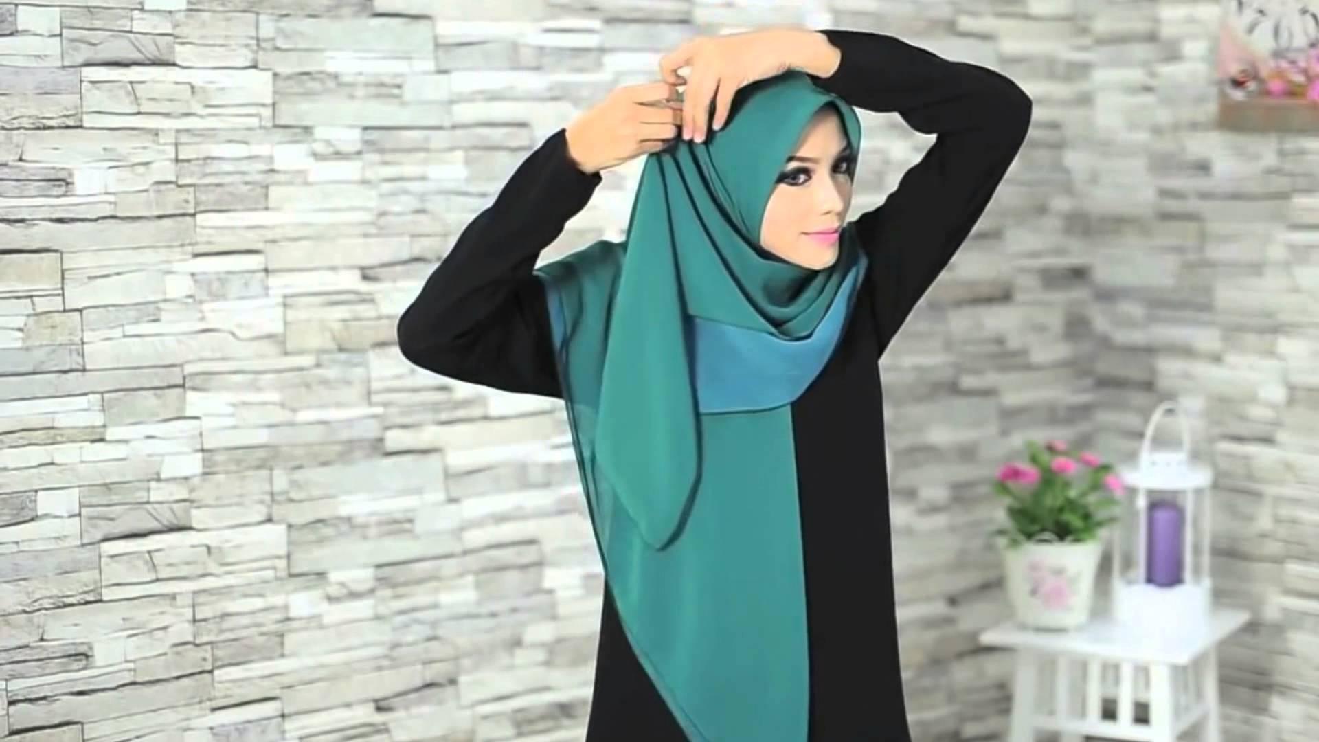 لفات حجاب انيقة وعصرية