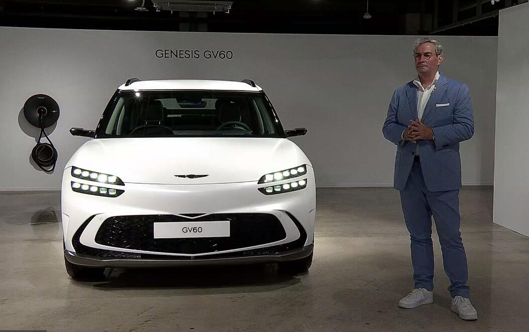 جينيسيس تُطلق سياراتها الكهربائية الفاخرة GV60