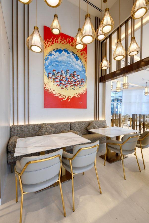 سلسلة مطاعم الصفدي في موتور سيتي
