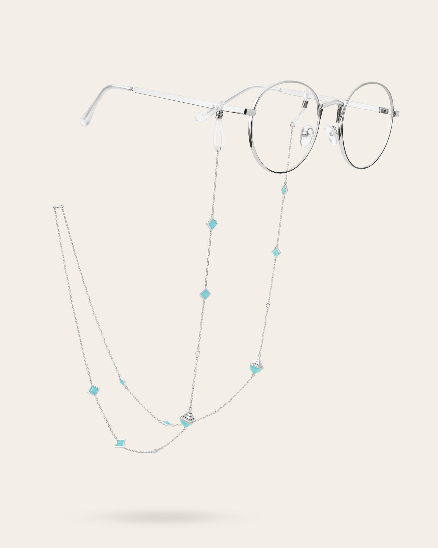 مجوهرات مارلي نيويورك الفاخرة تقدّم سلسلة EYEGLASS CHAIN