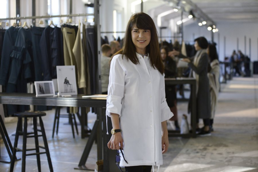 Brenda Bellei Bizzi تتحدث عن ولادة علامة العصور الخاصة بمعرض WHITE Milano